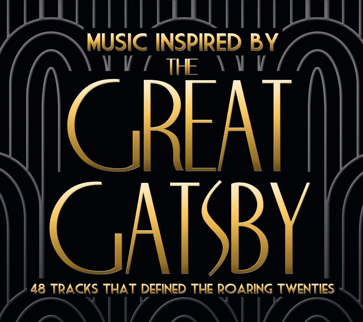 Music Inspired Gatsby Various Artists