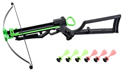 Amazon com: PSE Quantum Toy Crossbow: Toys & Games