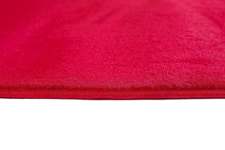 Tapiso Piano Läufer Teppiche Flur Küche Korridor Korridor Korridor Kurzflor Brücke Schlafzimmer Schwarz Weiss Modern Gitter Viereck Muster ÖKOTEX 80 x 300 cm B07KG6L3NV Lufer 527a8f