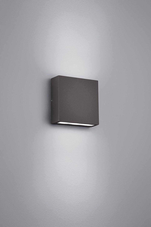 eclairage exterieur ral 7016