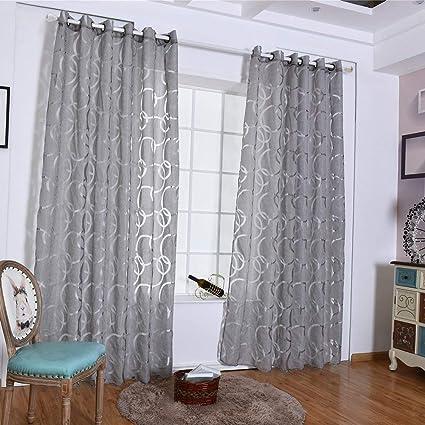 Sunwords Eleganti tende a balze per camera da letto, soggiorno ...