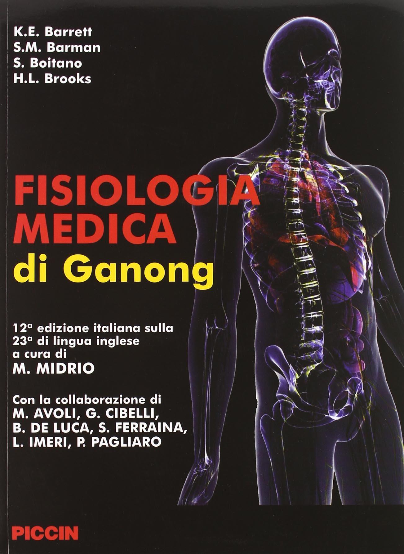 FISIOLOGIA MEDICA WILLIAM GANONG PDF