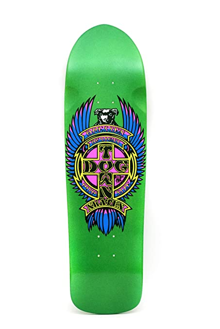 9475695a80 Amazon.com : Dogtown Skateboards Eric Dressen Pup Pool Green Flake - 8.87
