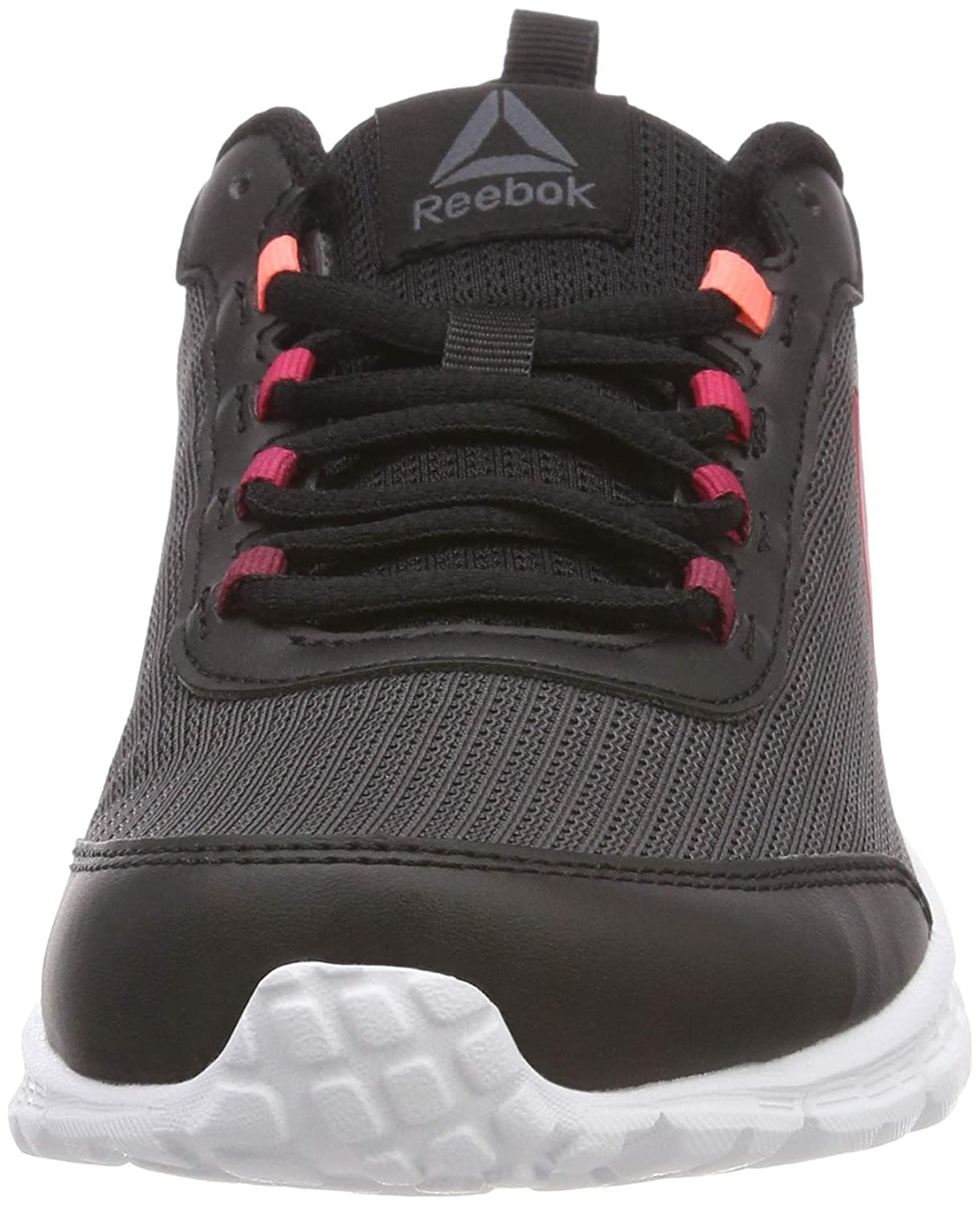 bc2bab311f585 Reebok Women s Speedlux 3.0 Black Ash Gry Wht Running Shoes-7 UK India  (40.5 EU)(9.5 US) (CN3475)  Amazon.in  Shoes   Handbags