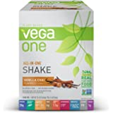 Vega One All-in-One Nutritional Shake, Vanilla Chai 1.6 oz Drink Mix packets, 10 Count