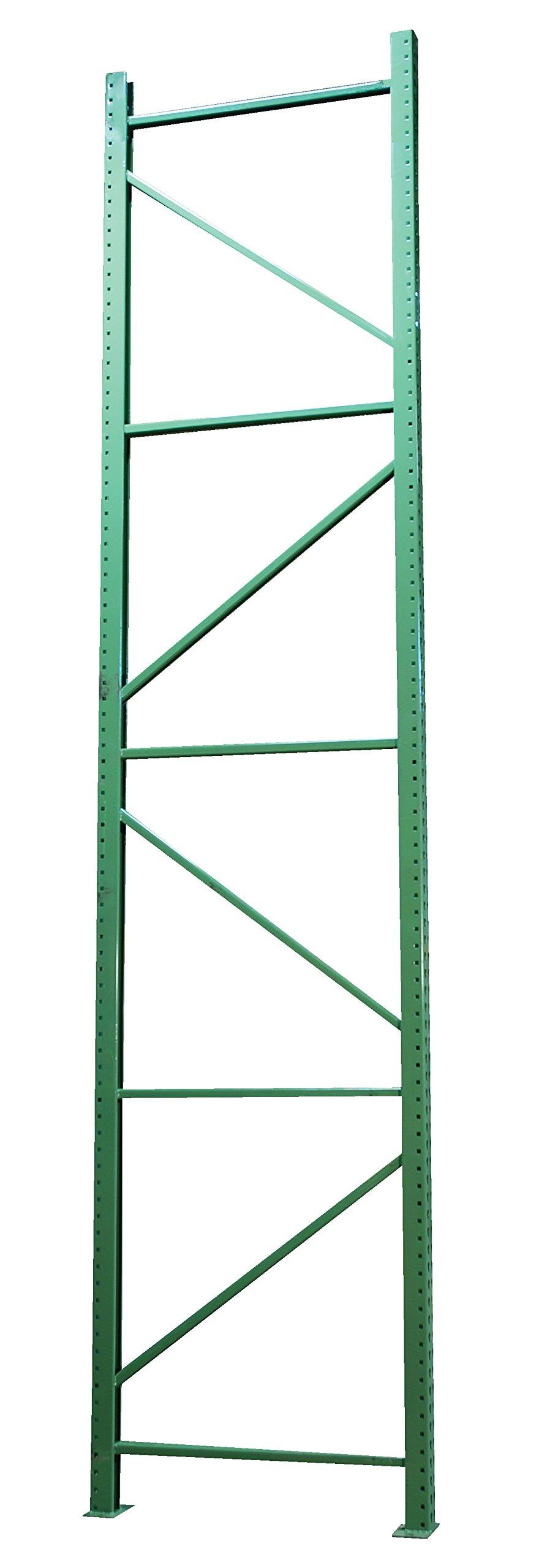 Vestil PRTD-12-42-19 Pallet Racking-Frame, 19380 lb. Capacity, 144'' x 42'', Blue