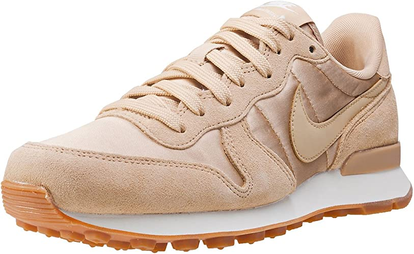 basket nike internationalist femme noir