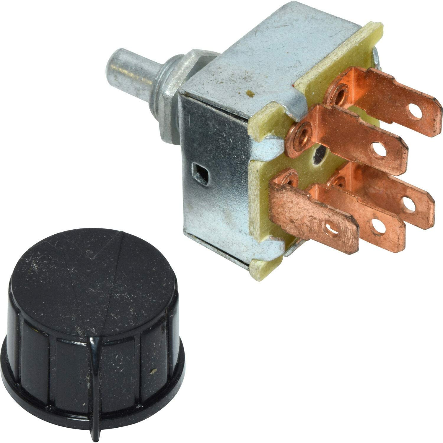 Santech Pigtail Universal Rotary Blower Switch 5 Terminals