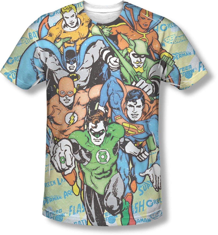 Dc - Mens Follow The Leader T-Shirt