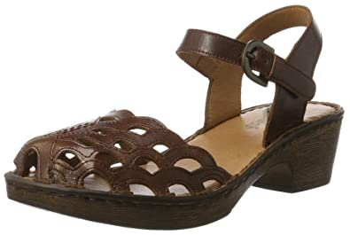 low priced ffd04 947a9 Josef Seibel Damen Rebecca 17 Sandalen