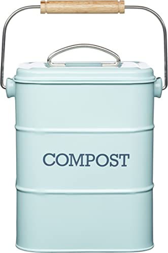 Kitchen Craft: Living Nostalgia Vintage Compost Bin