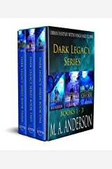 Boxed Set: Dark Legacy Urban Fantasy Series: Books One to Three Kindle Edition