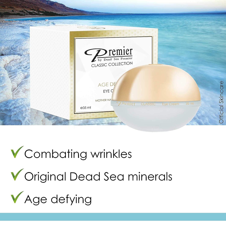 Crema Para Ojos Mar Muerto Premier Beauty