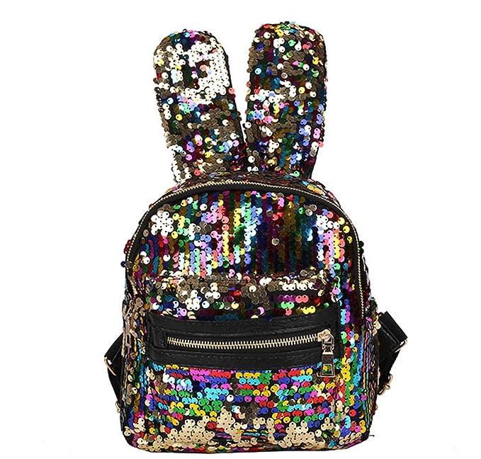 Amazon.com: Bolsa de hombro para mujeres y niñas con lindos ...
