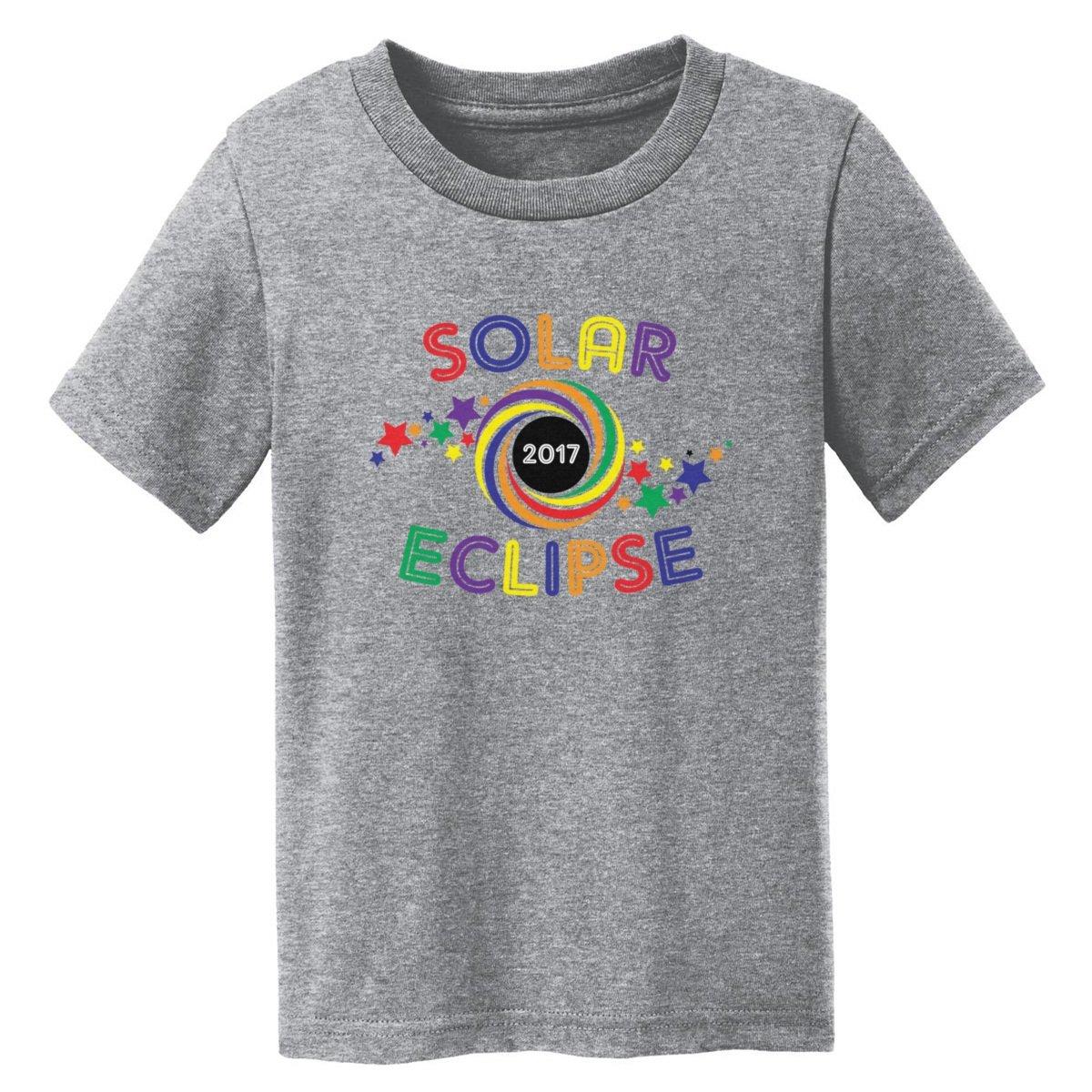 Digital T-Shirt Shop Baby-Boys 2017 Total Solar Eclipse Kids T-Shirt