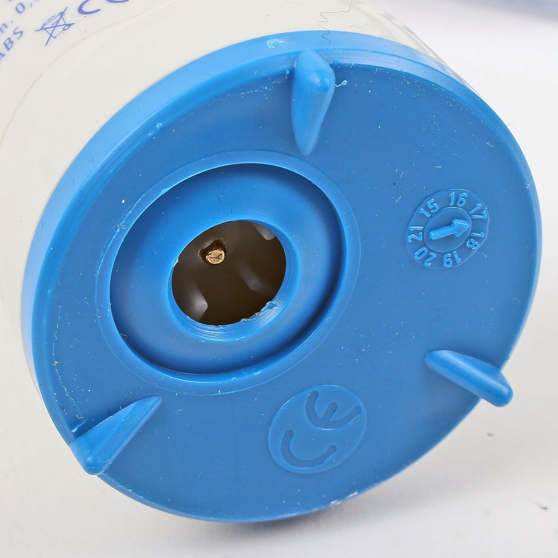 hauteur/:135/mm chrom/é /en plastique ABS Robinet 12/V avecpompe submersible pour camping-cars/ 90/g caravanes