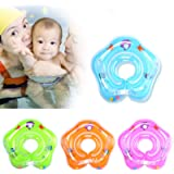 GFTA Kids Infant Swimming Protector Water Float Party Toys Neck Float Ring