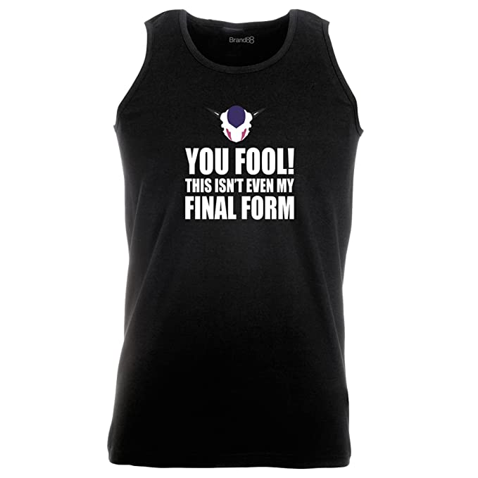 54a989dea Brand88 This Isn't Even My Final Form, Athletic Vest at Amazon Men's ...