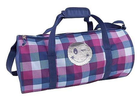 Amazon.com: Depesche TopModel 10159 Sports Bag Smiley with ...