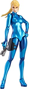 Max Factory Metroid: Other M: Samus Aran Figma Action Figure (Zero Suit Version)