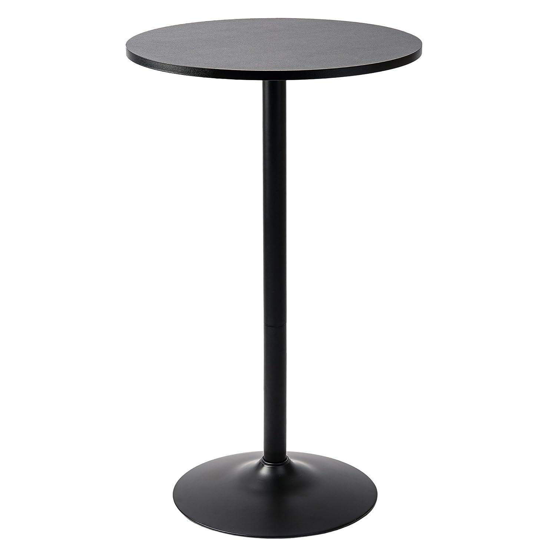 Pearington PEAR-0098 Round Bar & Pub Table 1 Pack Black Top