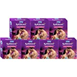 Durex Kohinoor Condoms - 3 Count (Pack of 7, Kala Khatta)