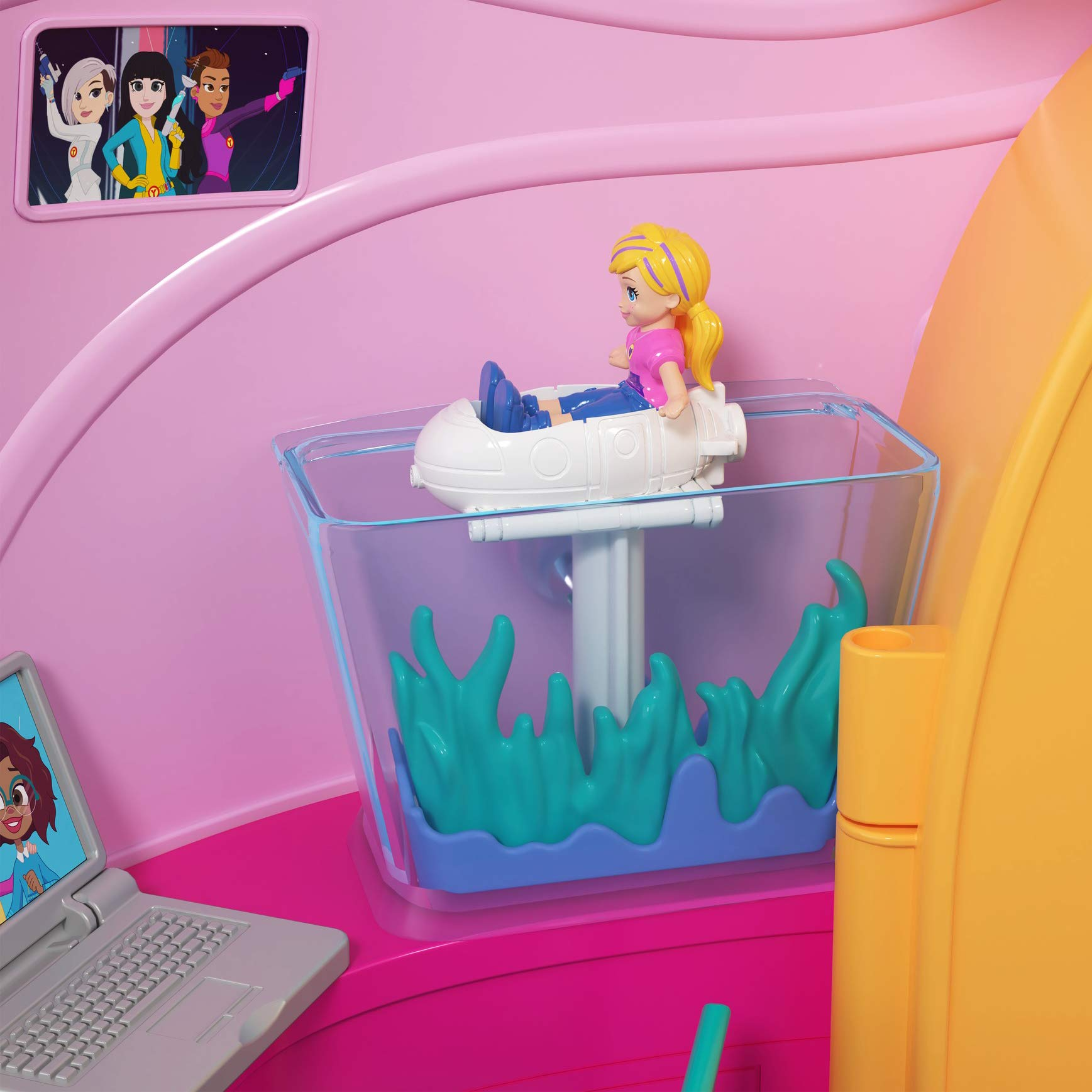 Polly Pocket Transformation Playset by Mattel (Image #4)
