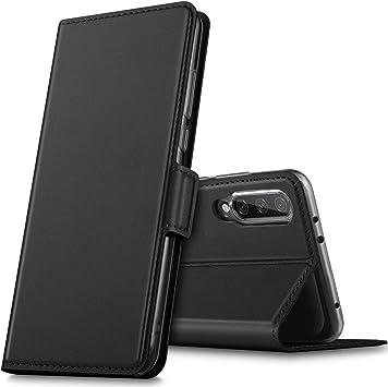 GEEMAI Diseño para Xiaomi Mi A3 Funda, Protectora PU Funda Multi ...
