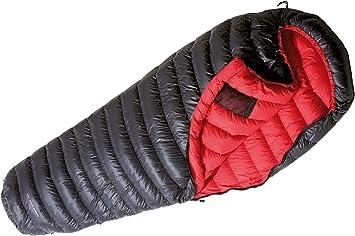 Yeti - Saco de Dormir (Plumón VIB 250 + 5 Grados - Medium: Amazon.es: Deportes y aire libre