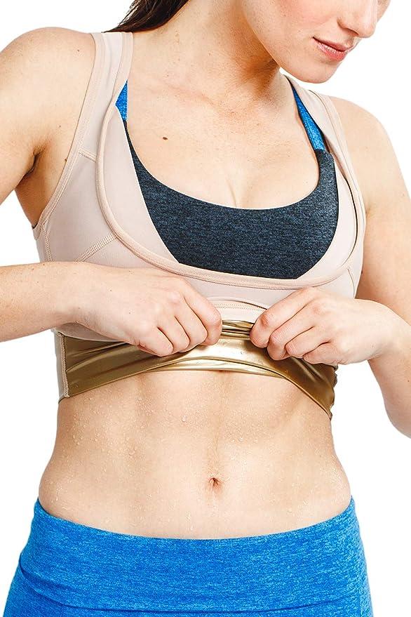 Lif/éUP Womens Body Shapewear Abdomen in Seamless Shaping Cami Shaper Tank Top Slimming Long Light Double-Layer Shapewear for Women