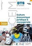 Grand angle CEJM Culture économique, juridique et managériale 2e année BTS - Livre élève - Éd. 2019