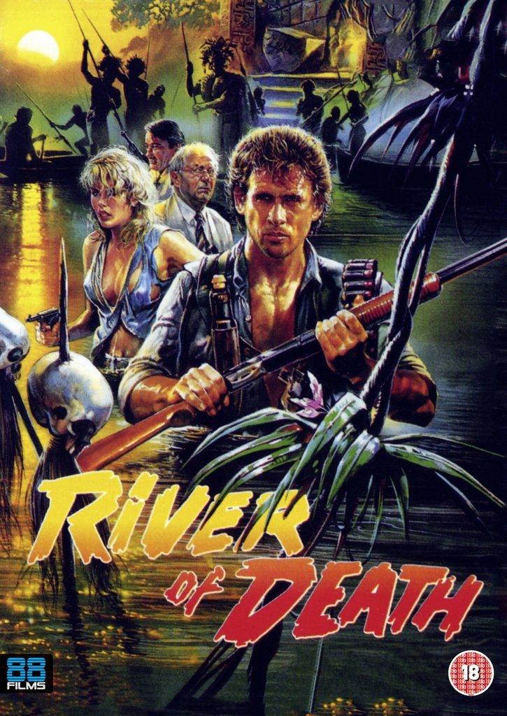 River of Death [DVD] [Reino Unido]: Amazon.es: Michael ...