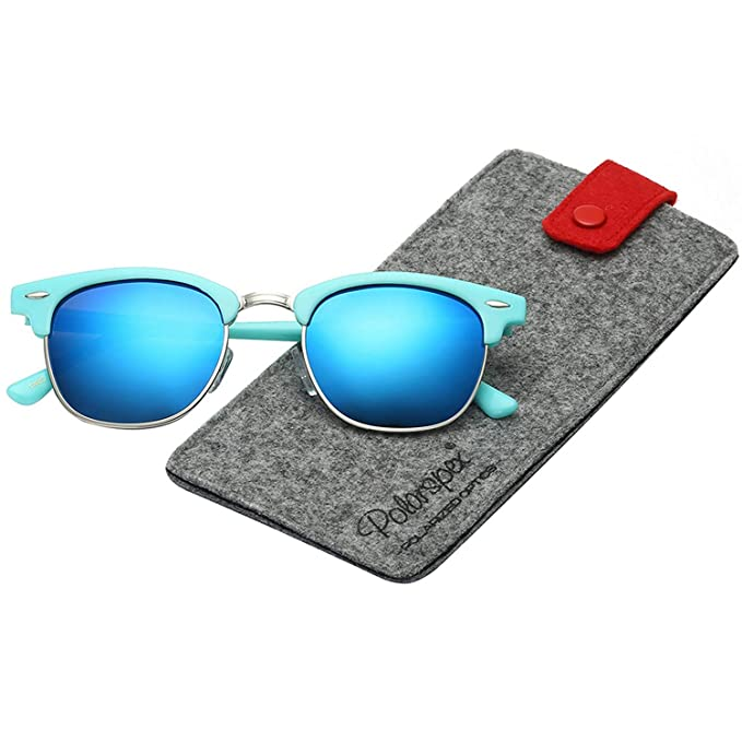 Amazon.com: Polarspex - Gafas de sol polarizadas de estilo ...