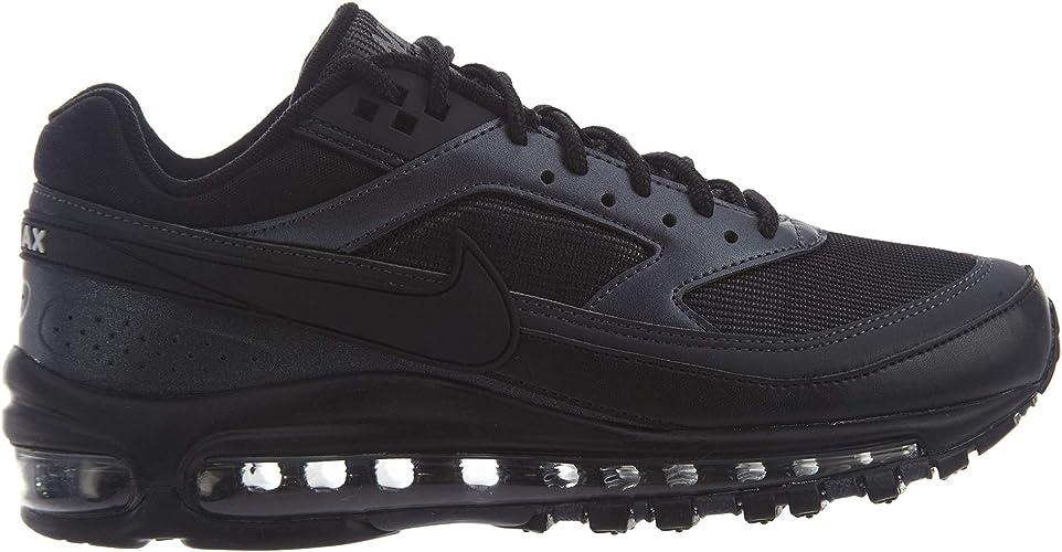 Alfabeto notificación Agacharse  Amazon.com | Nike Air Max 97/BW | Road Running
