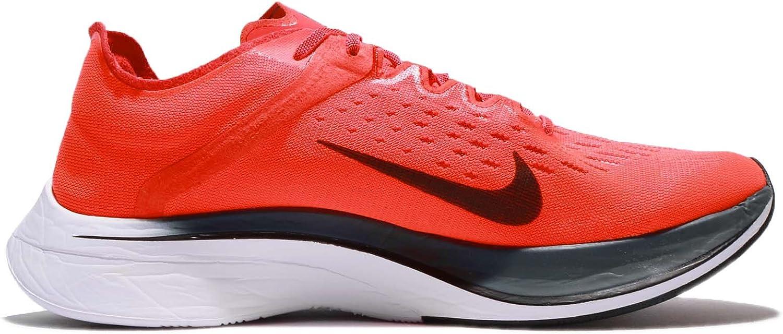 Nike Hombre vaporfly 4%, Brillante Rojo/Negro, 9 M US: Amazon.es: Deportes y aire libre