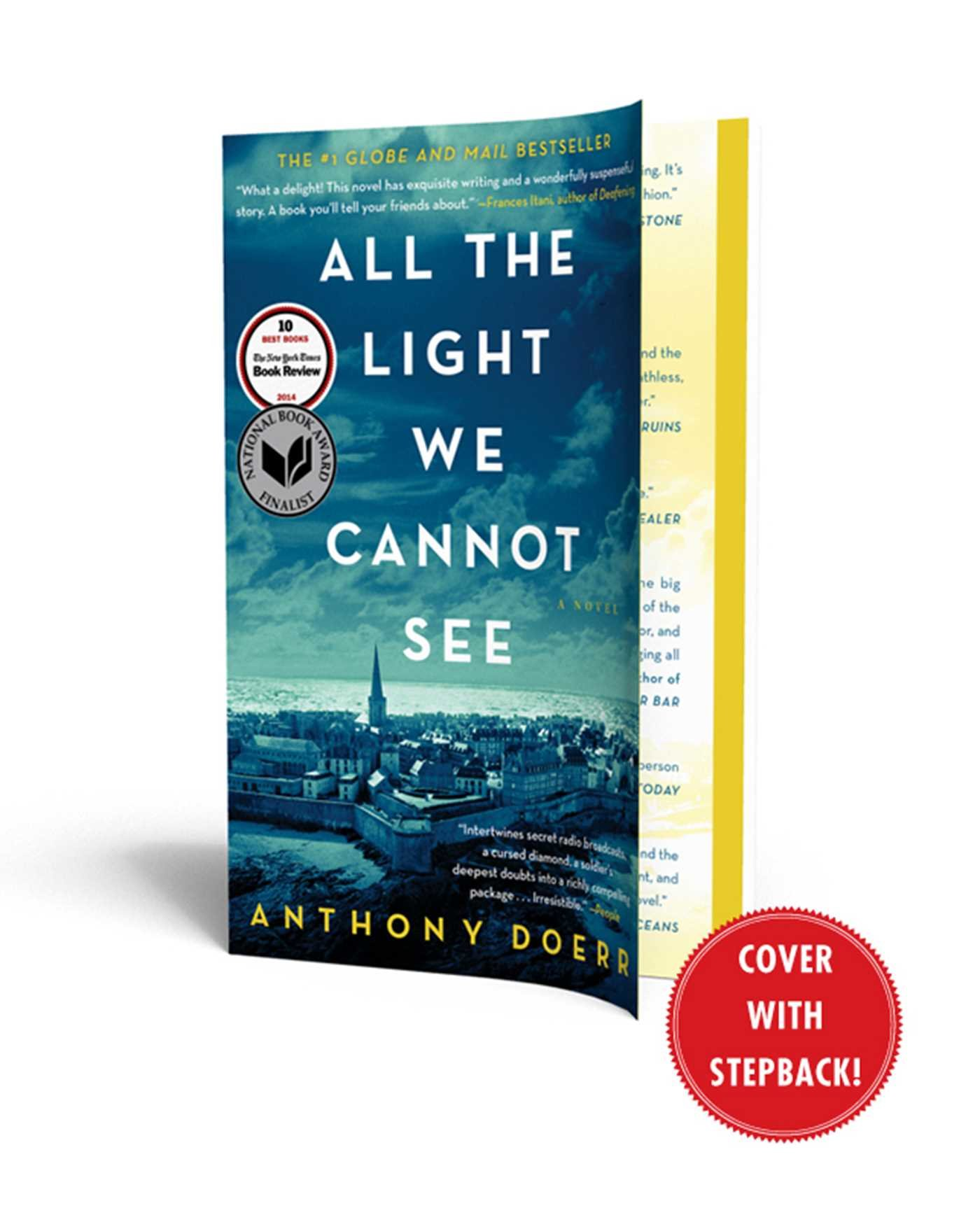 All The Light We Cannot See Anthony Doerr 9781476765655 Amazon