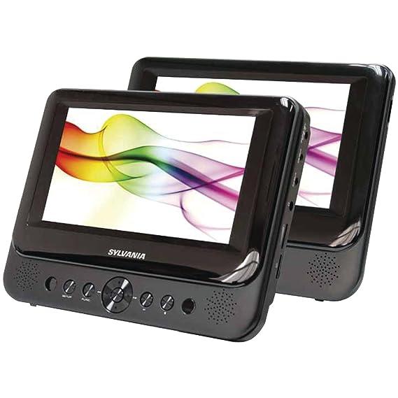 amazon com sylvania sdvd8739 dvd player cell phones accessories rh amazon com 7 Inch Tablet Fry's Sylvania Tablet Android 2.1