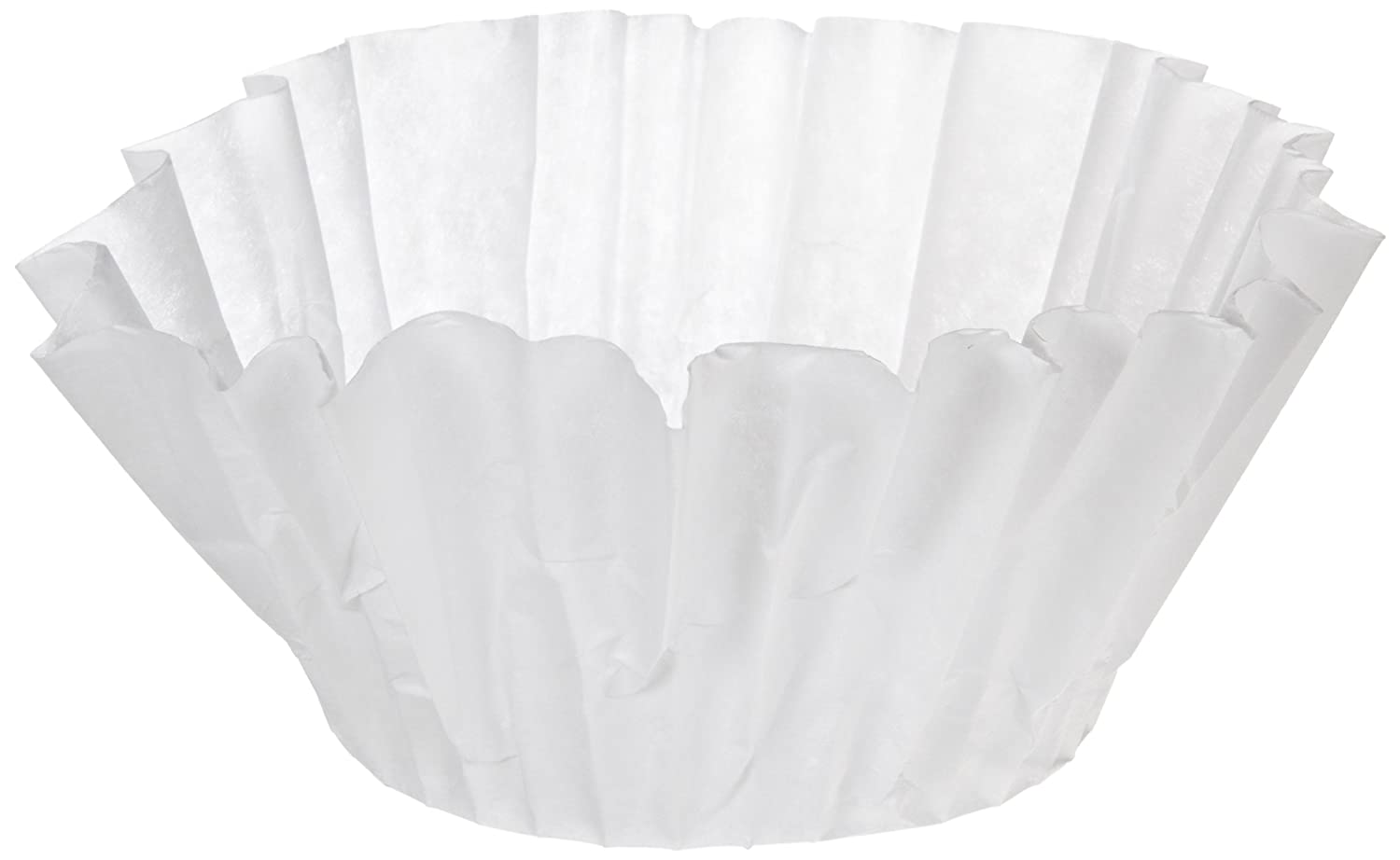 Bunn 20100 12-3/4 Inch by 5-1/4 Inch, Bodegradable, Coffee and Tea Paper Filter (Case of 500)
