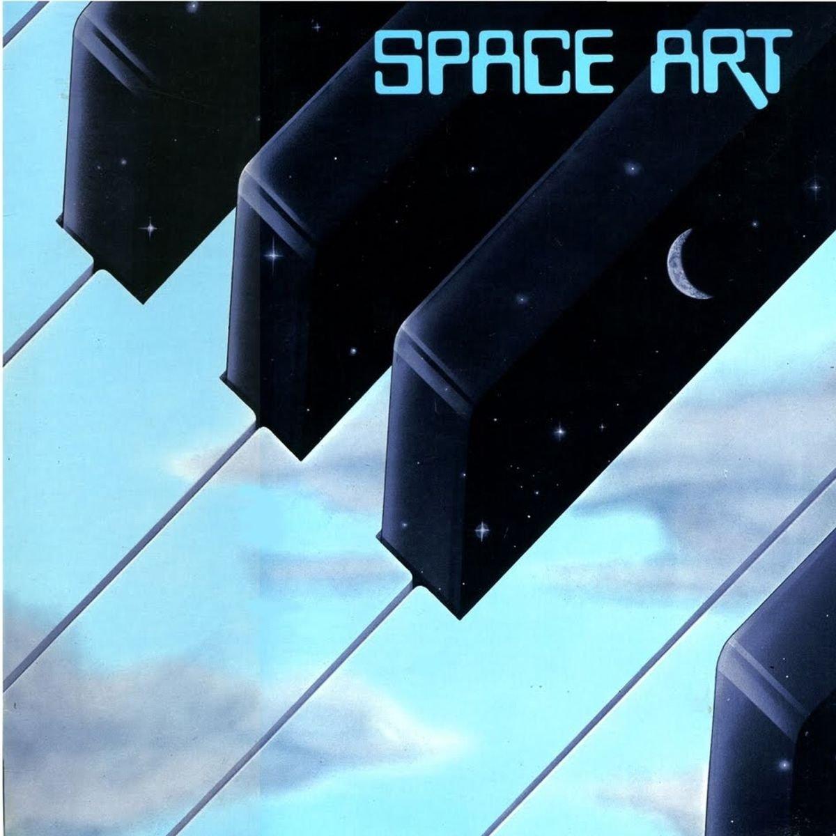 SPACE ART - SPACE ART (W/CD)