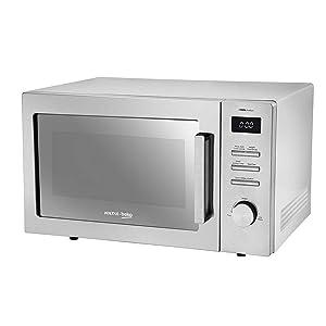 Voltas Beko 20 L Grill Microwave Oven (MG20SD, Inox)