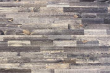 wodewa Holz-Wandverkleidung Vintage Optik I Kiefer V006 I 1m² ...