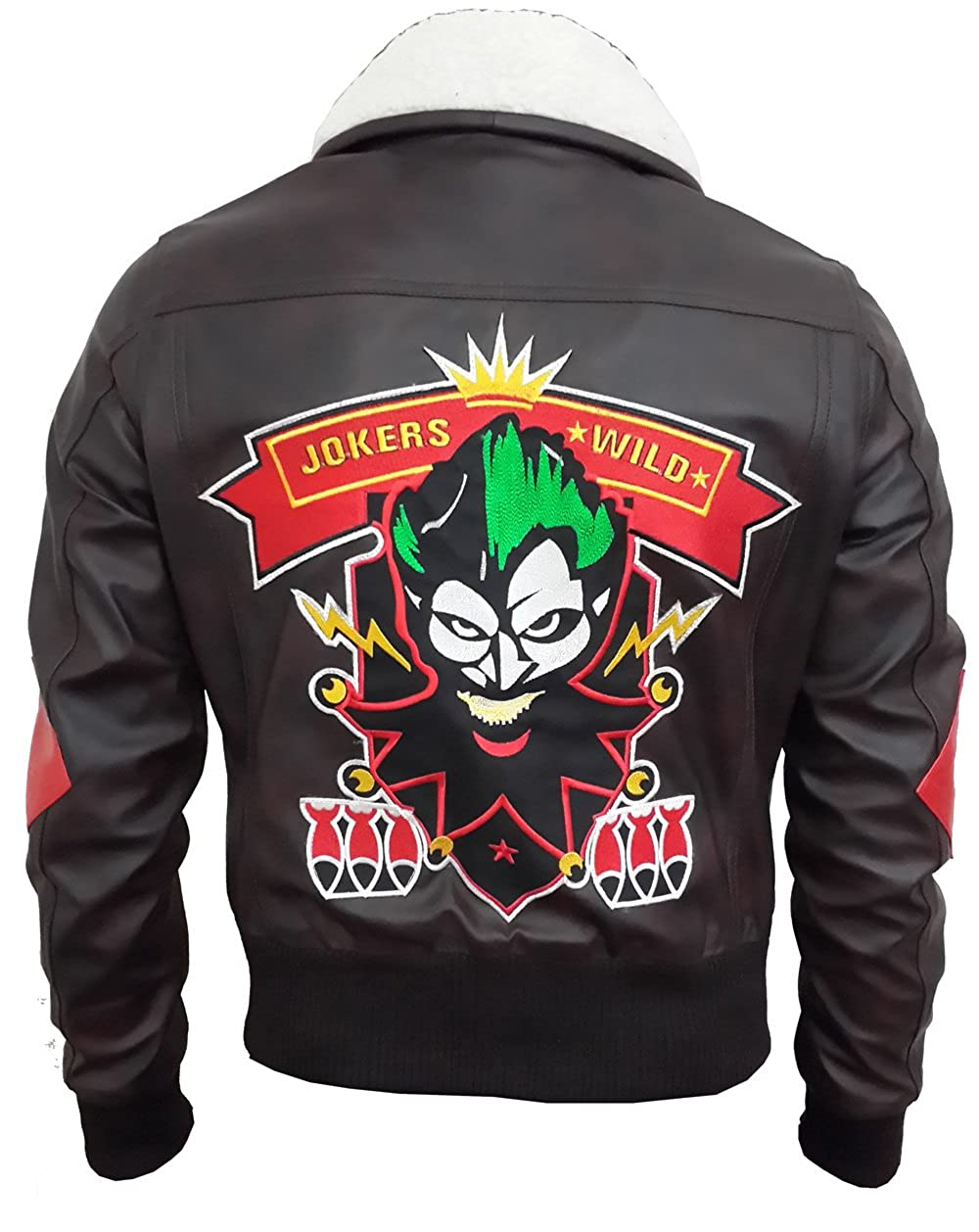 f189417ce Fashion Xone Harley Quinn Costume Bombshell Joker Jacket for Women's Offer