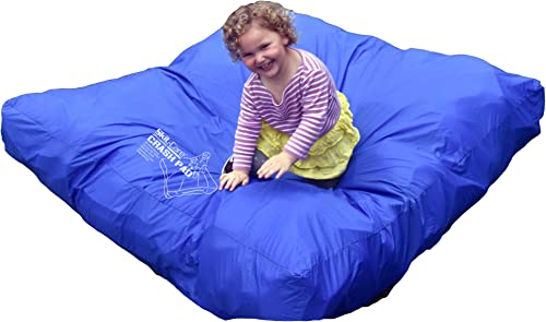 Crash Pad – Large 5 X 5 with Extra Washable Removable Cover – New A 49.95 Value Special Pricing
