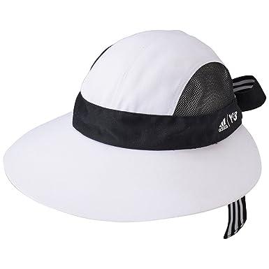 786f3337310 adidas Roland Garros Y-3 Tennis Hat Sun Cap in White - OSFL  adidas ...