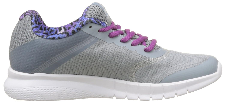 Reebok Damen Instalite Run Laufschuhe, Grau (Meteor Grey