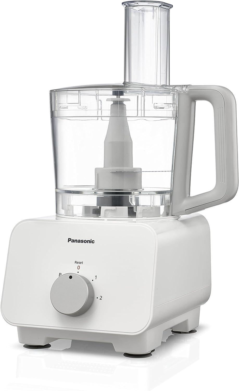 Panasonic MK-F500WXE Procesador de alimentos, 1000 W, 1 Liter, De ...
