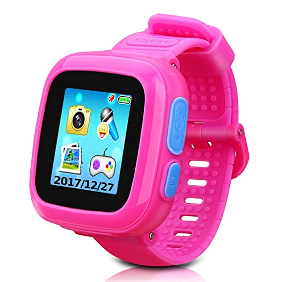 Amazon.com: Kids Smartwatch,Game Smart Watch for Kids,Childrens Camera 1.5