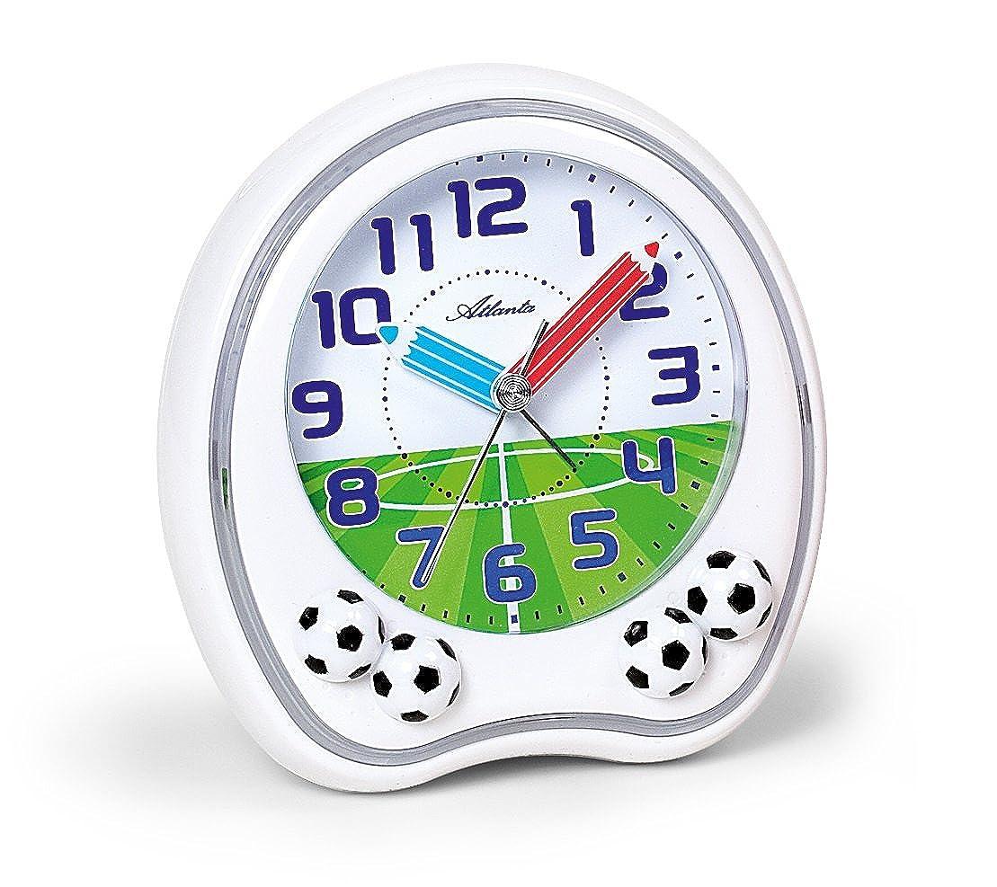 Niños Despertador Balón de fútbol con Reloj de Pulsera Color ...