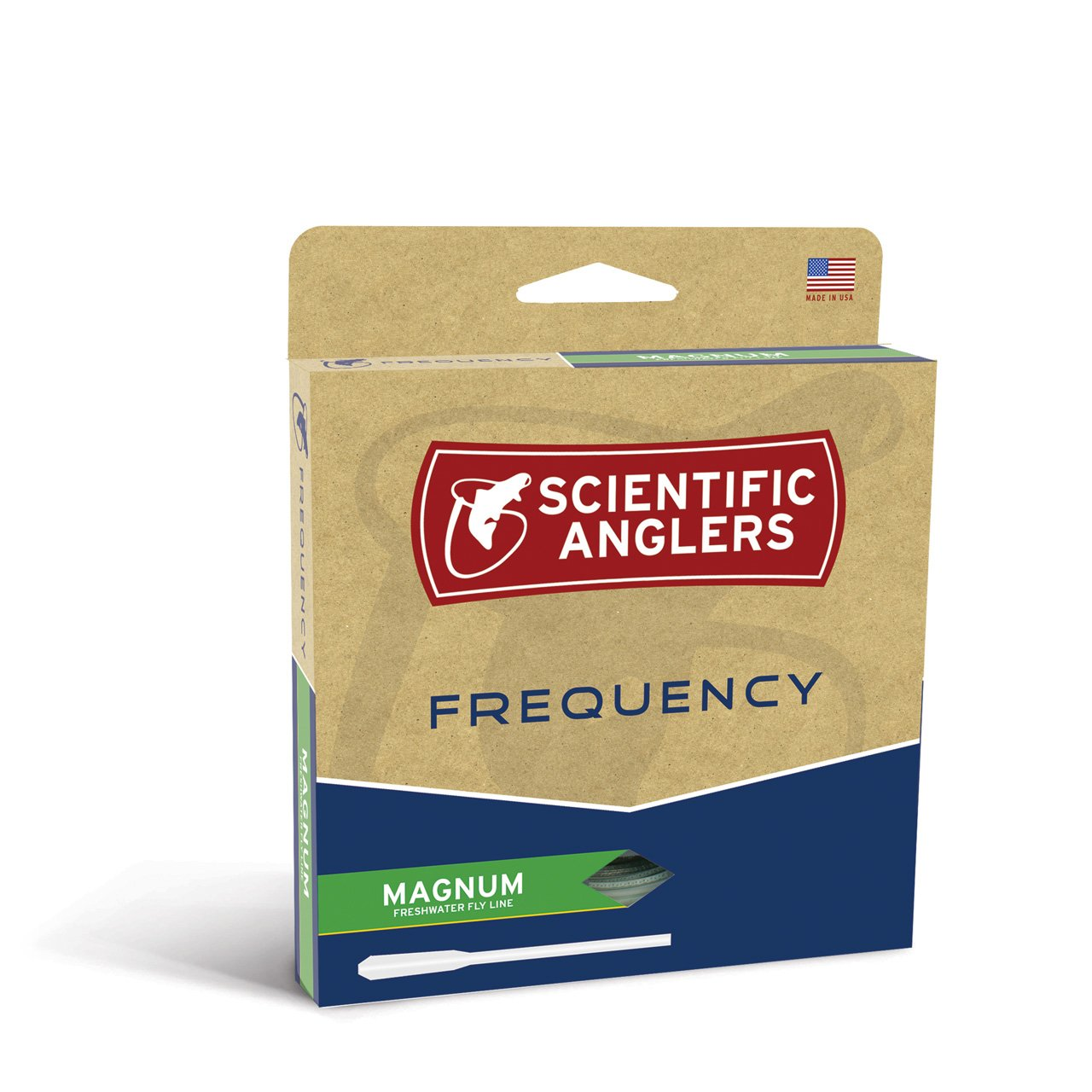 Scientific Anglers WF-8-F Frequency Magnum, 100-Feet