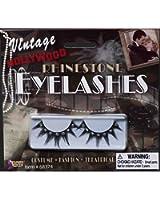 Forum Fake Eyelashes Theater Costume Rhinestone False Eye Lashes